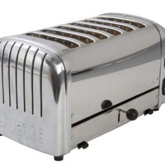 6 BREAD Toaster